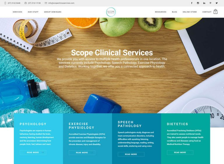 Scope Clinical Services