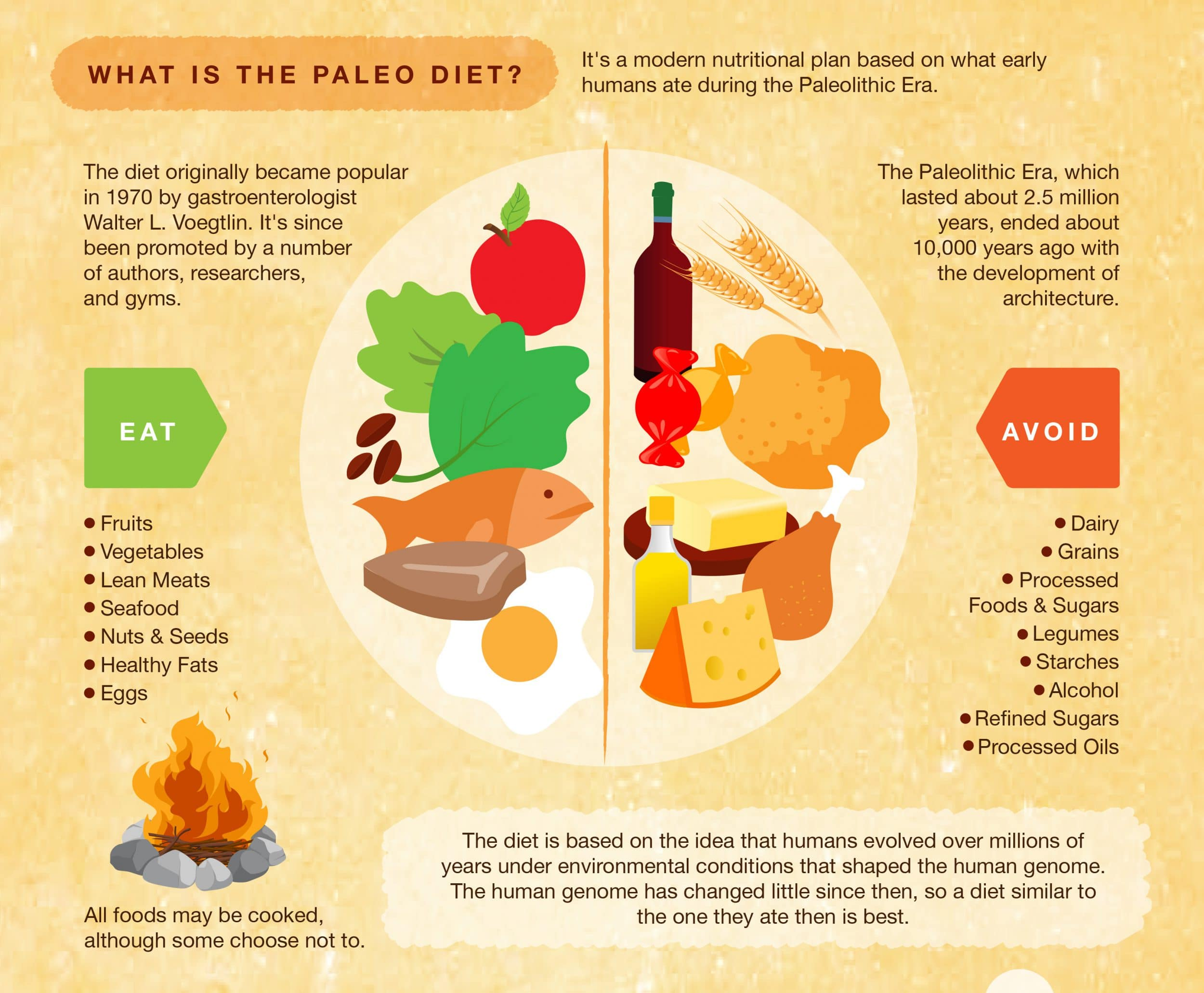 Consumer Media Network: The Paleo Revolution
